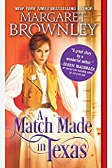 A Match Made in Texas: A Clean Cowboy Romance Kindle Edition