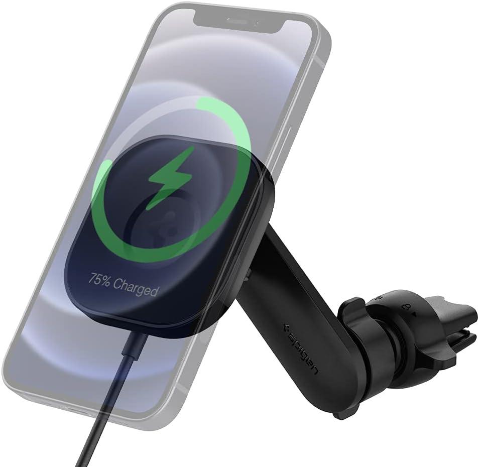 Spigen OneTap Pro Magsafe Wireless Car Charger