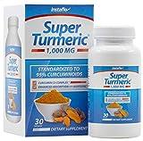 Instaflex Super Turmeric - 1000mg Turmeric Curcumin with BioPerine, Black Pepper Extract, 95% Curcuminoids