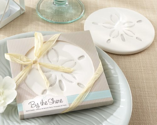 By the Shore Sand Dollar Coaster -96 count