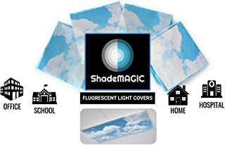 Best clear fluorescent light covers Reviews