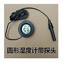 Temperatura del termometro del congelatore LCD digitale da 1 x