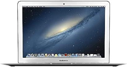 Apple MacBook Air 13.3 pulgadas (i5-4260u 8gb 128gb SSD) QWERTY U.S Teclado MD760LL/A Medio 2013 Plata (Reacondicionado)