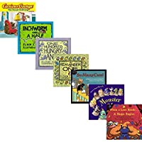 Houghton Mifflin Harcourt HO-SET12 Math Literature Kit (Pack of 7) [並行輸入品]
