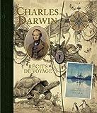 Charles Darwin, Récits de voyage - Les pays visités au cours du voyage autour du monde du HMS Beagle