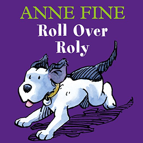 Roll Over Roly audiobook cover art