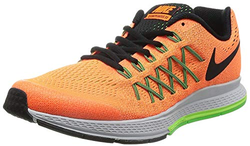 Nike Zoom Pegasus 32 (GS), Outdoor Fitness Scarpe per Bambini, Unisex, Rosso (Rot), 4 Big Kid M