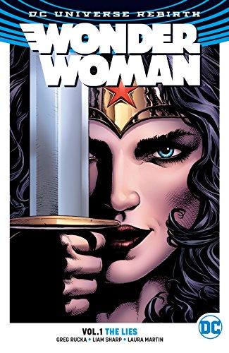 Wonder Woman (2016-) Vol. 1: The Lies (English Edition)