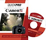 Canon T3i Instructional DVD by QuickPro Camera Guides