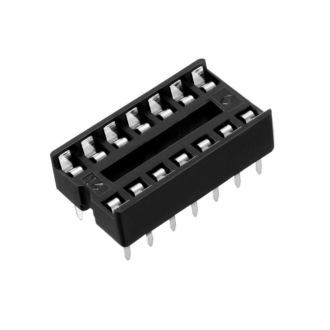 uxcell 25pcs DIP IC Chip Socket 2.54mm Sale special Fashionable price Pitch Adaptor Type Solder