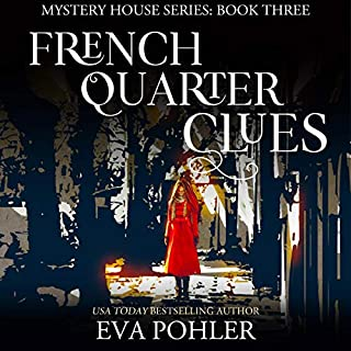 French Quarter Clues audiobook cover art