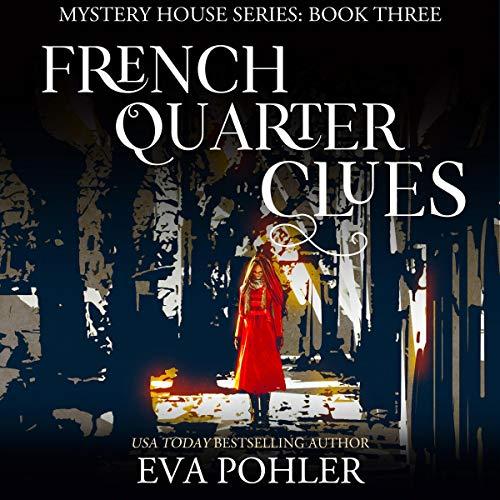 French Quarter Clues audiobook cover art