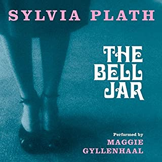 The Bell Jar audiobook cover art