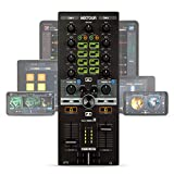 Reloop Mixtour Controller da DJ Portatile USB Multifunzione (Nero)...