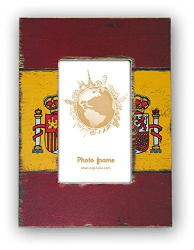 ZEP Flag ES - Portafotos bandera de España en tamaño 10x15