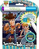Disney Toy Story 4 24-Page Imagine Ink Magic Ink Pictures, 44558 Bendon