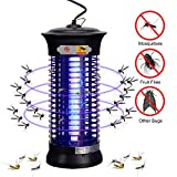 Mosquito Zapper Indoor, Dormily Bug Zapper Lantern Electronic Insect Killer Fruit Fly Trap Powerful UV Night Lamp for Home Kitchen Bedroom|Office