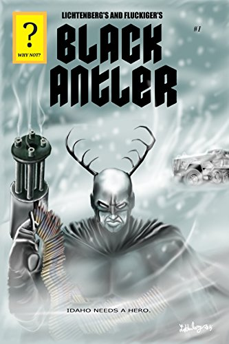 Why Not Presents: Black Antler (English Edition)