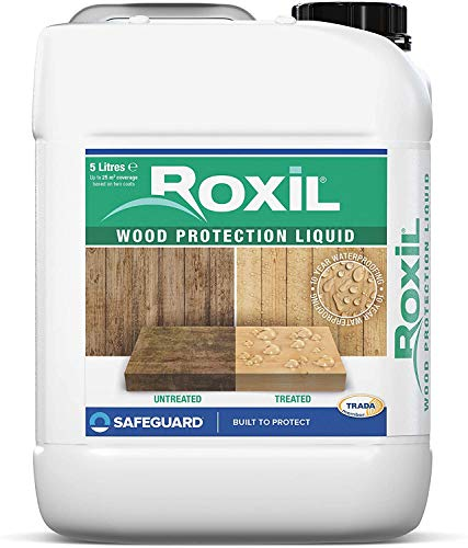 Roxil Wood Protection Liquid (5 litres)