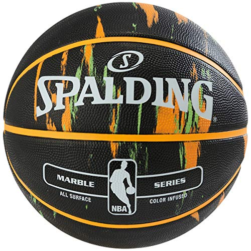 Spalding NBA Team Collection SZ. 7 (83-649Z) Basketballs, Juventud Unisex, Multicolor
