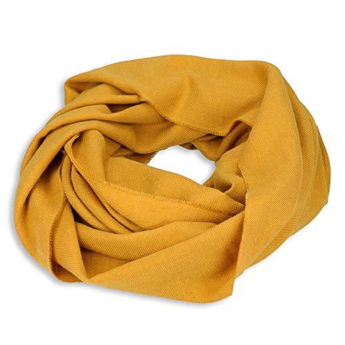 s.Oliver Damen 38.899.91.3667 Trilby, Gelb (Yellow 1543), One Size (Herstellergröße: 1)