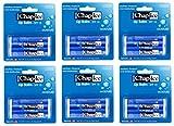 CHAP-ICE Lip Balm, Moisture-SPF-15, 12 Sticks