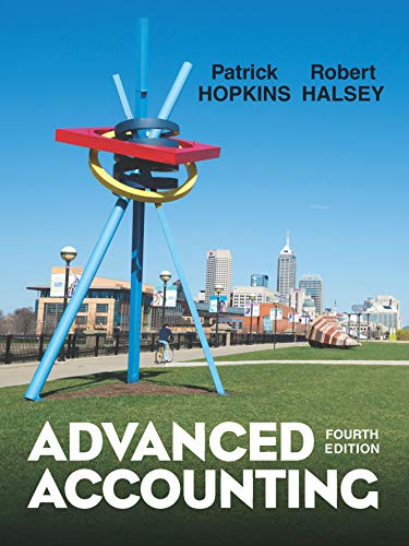 Compare Textbook Prices for Advanced Accounting  ISBN 9781618533128 by Patrick E. Hopkins; Robert F. Halsey