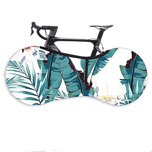 La cubierta de la bicicleta a prueba de polvo bols Polvo El polvo de la bicicleta de la bicicleta de la bicicleta cubiertas del bastidor polvo cubierta protectora MTB carretera rueda de bicicleta rasc