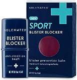 Blister Blocker Anti Blister Balm - Prevent Shoe Blisters Anti Friction Stick - Blister Block Stick Friction Blocker (Multi packs) Sport)