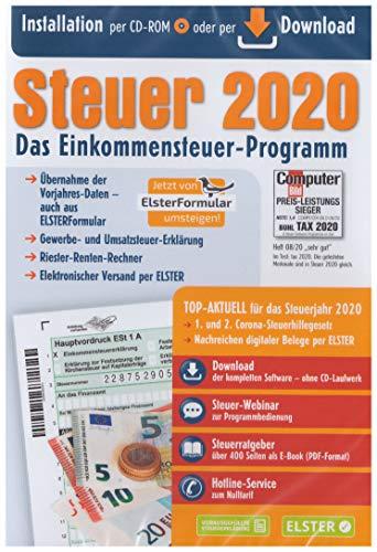 Aldi Steuer 2020 Steuersoftware Steuererklärung Einkommensteuer Steuer-software