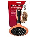 Ocean Free HDC201 Carda con Bolitas de Epoxi para Perros y Gatos