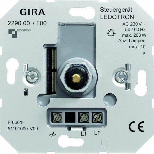 Gira 229000 Steuergerät Ledotron Einsatz