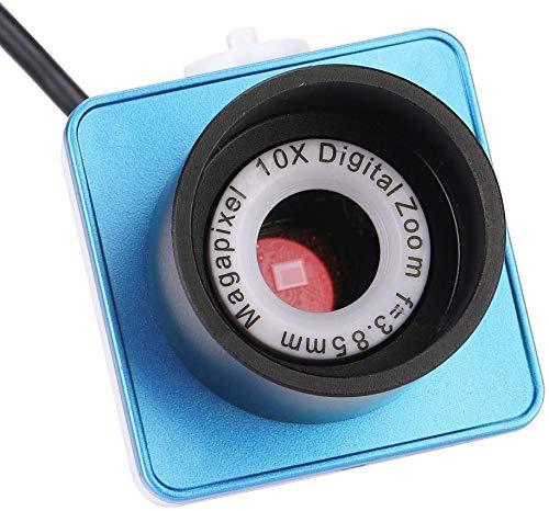 Topiky Astronomy Telescope Electronic Eyepiece, Astrofotografía de Ocular USB electrónico Digital de 1.25