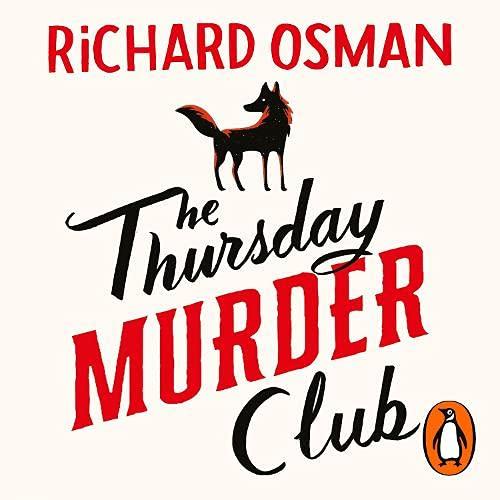 The Thursday Murder Club cover art