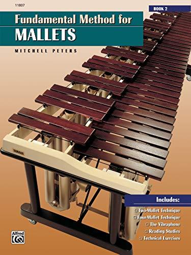 Fundamental Method for Mallets, Bk 2: Comb Bound Book