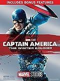 Captain America: The Winter Soldier (Plus Bonus Features)
