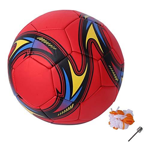 Ever Pelota de fútbol de Entrenamiento Tamaño de PVC 5 Fútbol de Entrenamiento Competencia Profesional Máquina de Coser Fútbol Artículos Deportivos