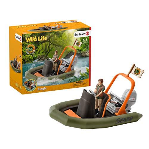 ワイルドライフ ジャングル調査隊ボート 42352
