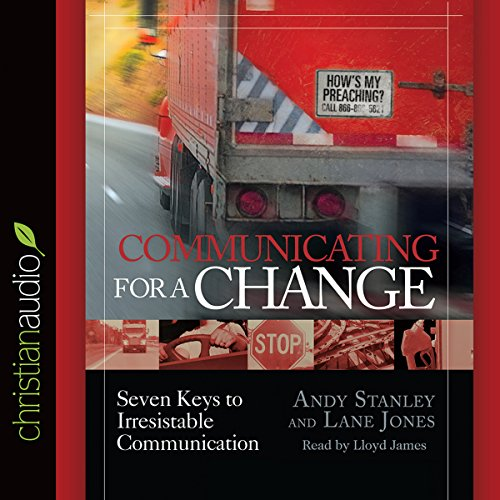 Communicating for a Change cover art