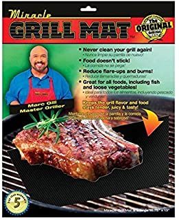 Best miracle grill mat video Reviews