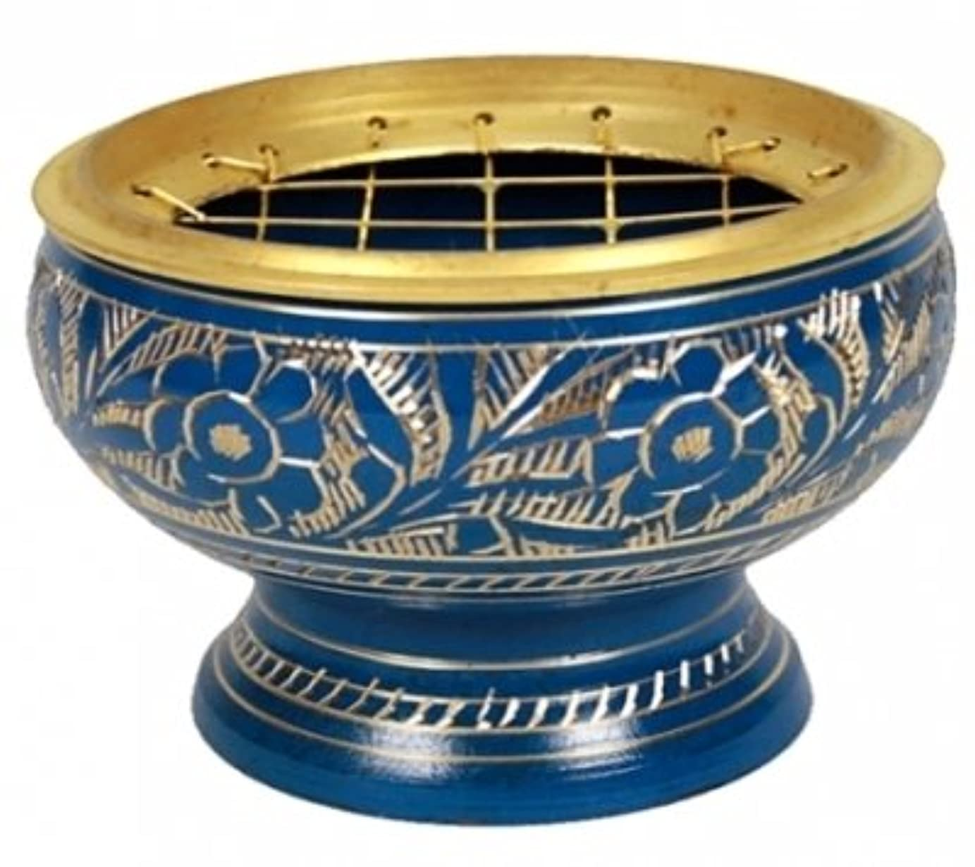 バイオリンドキュメンタリー予想外findsomethingdifferent香炉真鍮ブルー