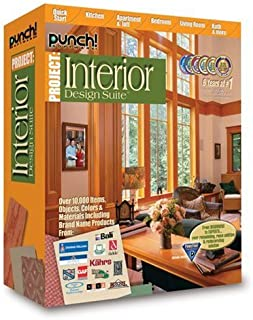 Punch! Interior Design Suite [Old Version]