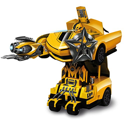 Nikko - 920011a - Radio Commande - Voiture - Autobot Bumble Bee - Transformers