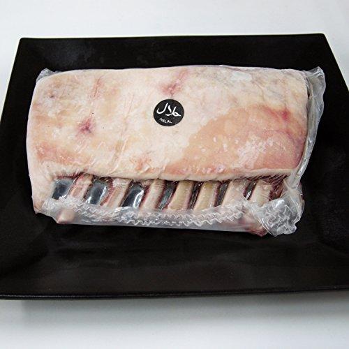 ラム肉 フレンチラムラック 8リブ 約500〜600g前後 仔羊/骨付きロース ステーキ