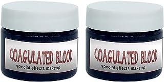 Beaupretty 2 stuks 20 g valse bloed make-up geronnen bloed effect bloed Pretend kostuum Halloween voor gezicht lichaam sch...