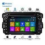 In Dash GPS Navigation Bluetooth DVD AM/FM Multimedia Radio (Fits: GMC Sierra...