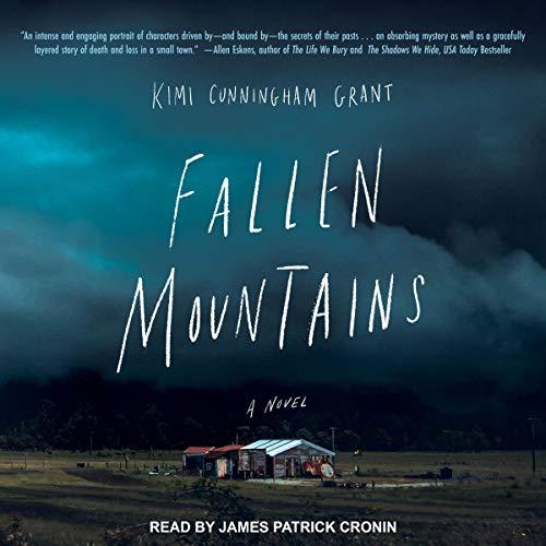 Fallen Mountains audiobook cover art