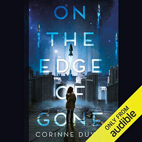 On the Edge of Gone cover art