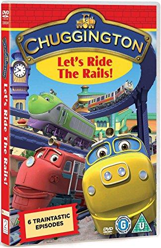 Chuggington Lets Ride The Rails [Edizione: Regno Unito] [Edizione: Regno Unito]