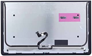 "LCD Screen Display Replacement for iMac 21.5"" A1418 LCD LM215WF3(SD)(D1) 2012 2013 2014 with Tape Stipe (661-7109, 661-7513, 661-00156)"
